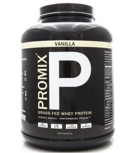ProMix Vanilla Whey Protein
