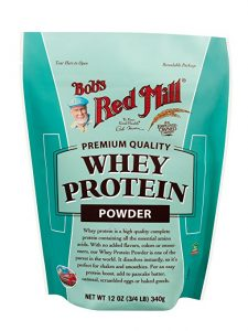 Bob's Red Mill Whey Protein