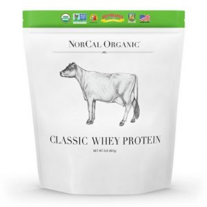 NorCal Whey Protein