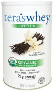 Teras Organic Grass Fed Whey Protein